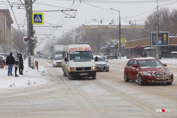 Маршрут двух автобусов изменили накануне Нового года