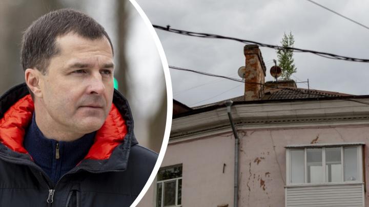 «Не могу себе позволить»: мэр Ярославля рассказал, что не хочет жить в спальном районе
