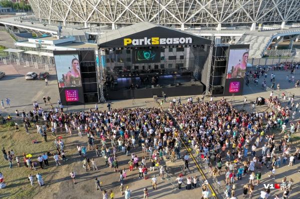 Первая часть фестиваля отгремела в мае 2021 года