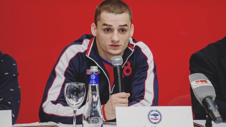 Кузбасский боксер Глеб Бакши завоевал бронзу на Олимпиаде в Токио