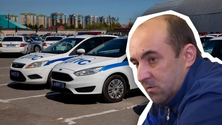 Тюменский подполковник полиции, задержанный за продажу прав, остается в СИЗО