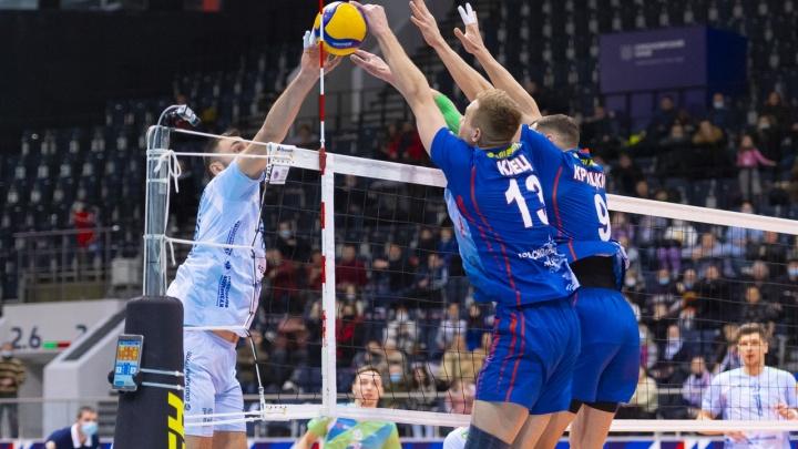 Красноярск примет шесть матчей чемпионата мира по волейболу в 2022 году