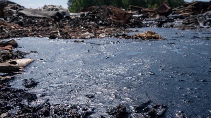 Росприроднадзор начал расследование после публикации 74.RU о контракте на сжигание почвы с мазутом под Челябинском