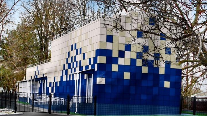 В Аксайском районе началось строительство нового спортивного зала для школьников