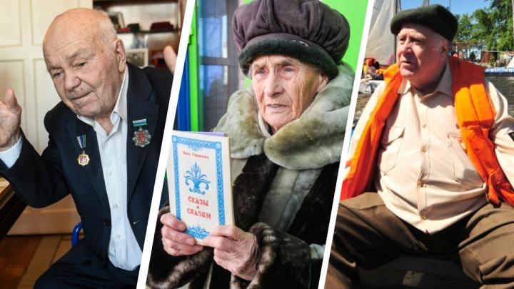 Потери года: вспоминаем известных уральцев, которых не стало в 2020-м