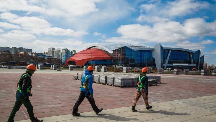 Притомский будущего: что построят на кемеровском проспекте кроме Ледового дворца