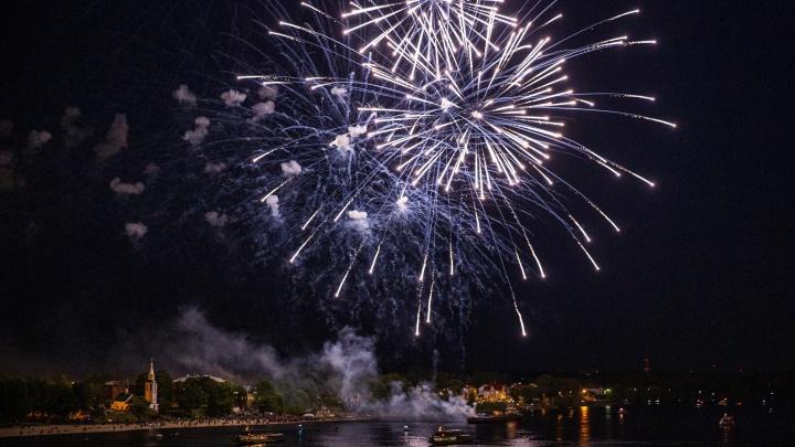 Низовой и верховой: в Ярославле на День города салют запустят в новом формате