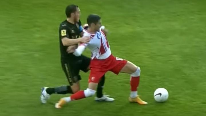 ФК «Уфа» сыграл первый контрольный матч в Турции