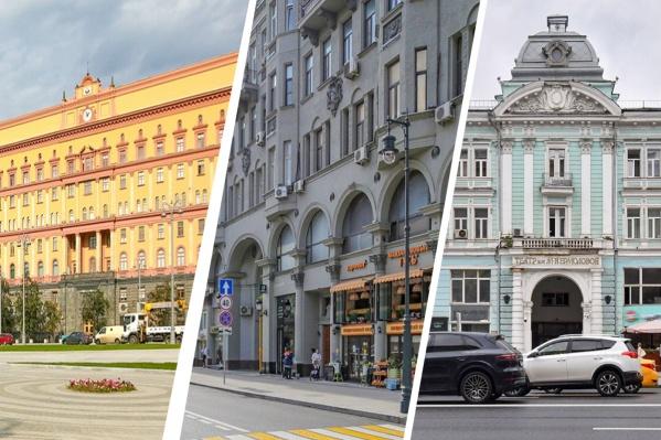 Если вы были в Москве, то узнаете хотя бы одно из этих зданий