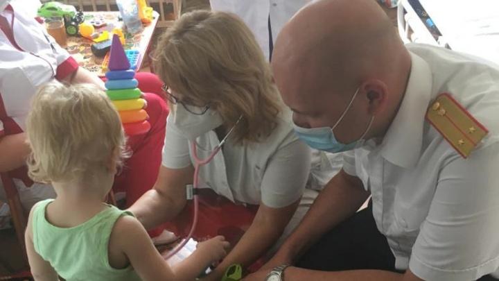 «Слишком самостоятельный»: в Волгограде медики рассказали об итогах проверки по поводу запертого в палате малыша