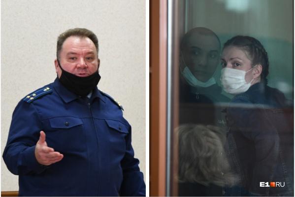 Екатерину Меньшикову едва не удалили из зала суда за выкрики