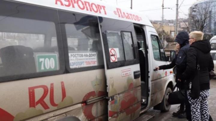 Автобус до аэропорта Платов начнет ходить каждые полчаса
