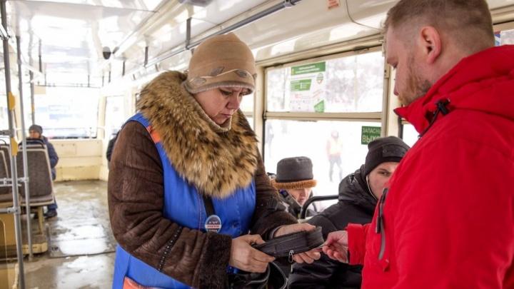 Транспортники попросили властей избавить их от наличной оплаты и ввести в Ярославле единые проездные