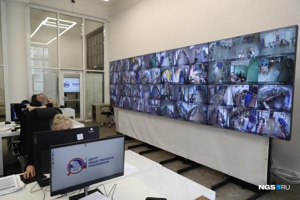 В этом году видеонаблюдение не покрыло и половины избирательных участков в области