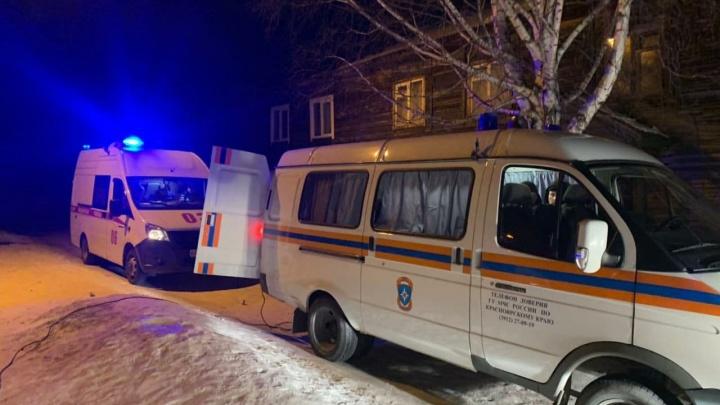 Органы опеки Лесосибирска объяснили, почему не изъяли детей до пожара