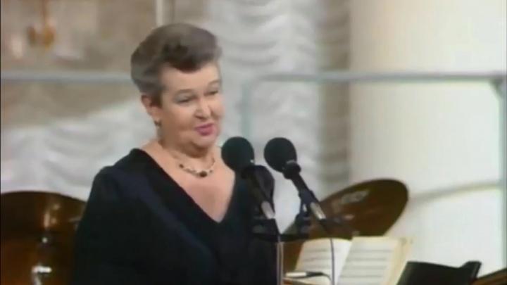 Умерла народная артистка и композитор из Свердловска. У нее был коронавирус