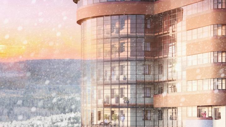 Стартовали продажи квартир с уникальными планировками и видом на Заельцовский парк, в ипотеку от5,85%