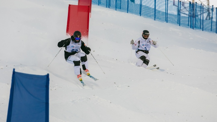 Хафпайп, слоупстайл и биг-эйр: первенство мира по фристайлу и сноуборду среди юниоров стартовало в Красноярске