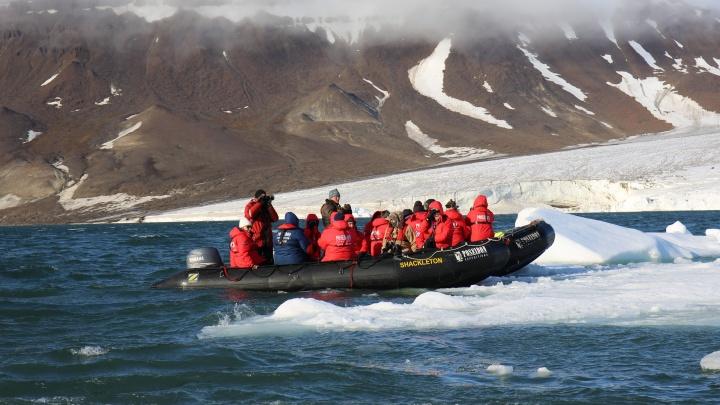 Прогулки по Арктике. Госинспектор рассказала, что можно и нельзя богатым туристам, и как их охраняют