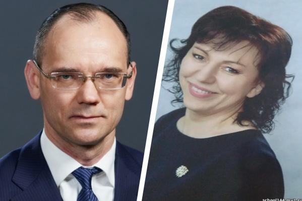 На сайте школы № 144 сказано: Наталья Алексеева стала директором в 2017 году<br>