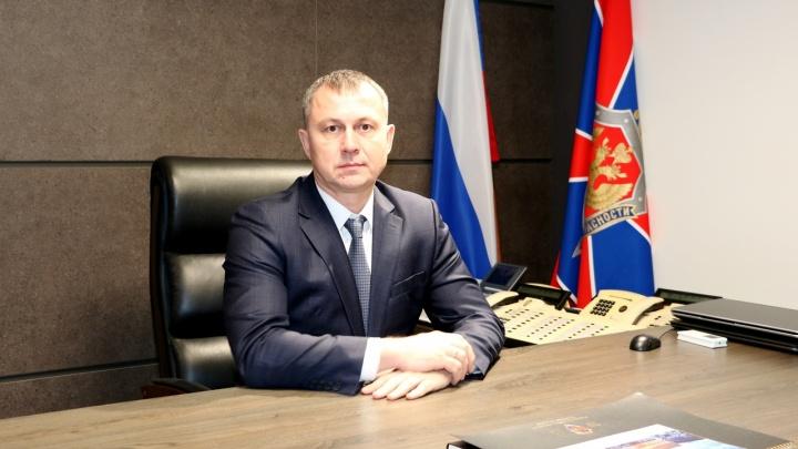 В Волгоградской области новый начальник УФСБ