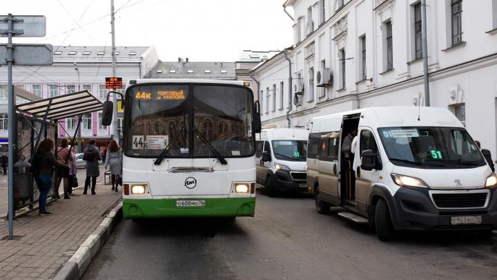 Что не так в реформе общественного транспорта: опасения ярославцев