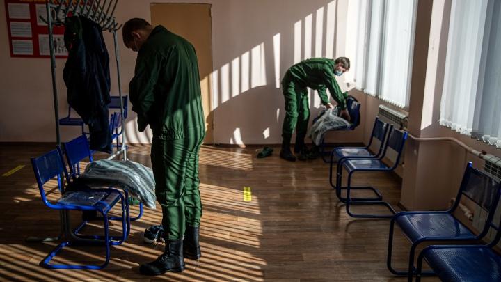 Названы медицинские причины, по которым чаще всего новосибирцы не попадают в армию