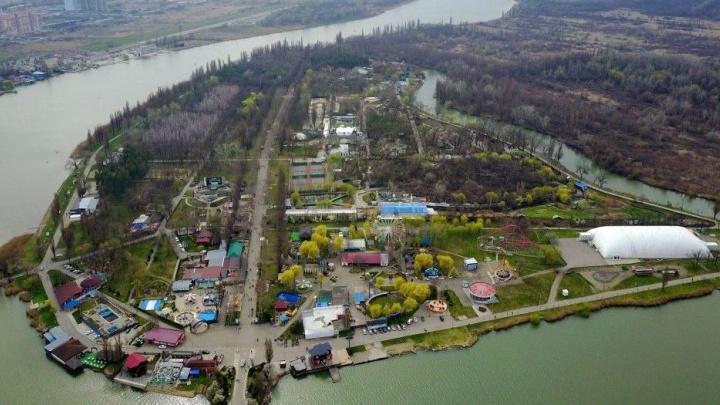 Мэр Краснодара хочет обустроить на Солнечном острове казачью экодеревню с мельницами и садами