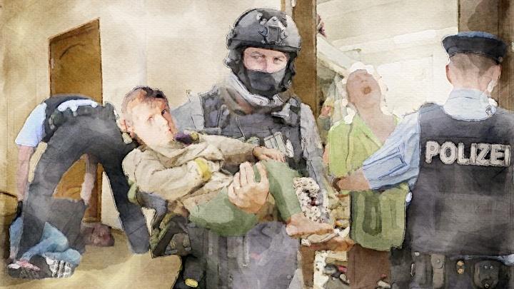 «Били и мстили за Навального»: в Берлине у семьи из Новосибирска забрали троих детей (в деле не всё так просто)