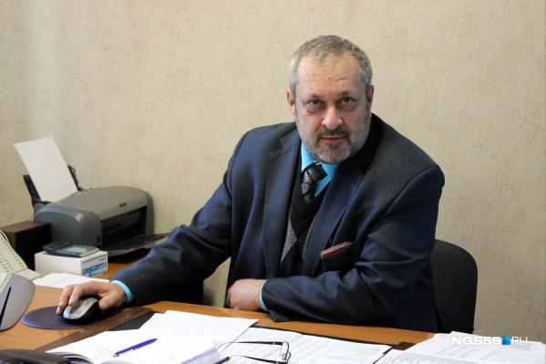 Сергей Ткалун пришел в МП«Электрический транспорт» сразу после института