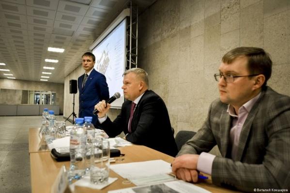 Алексей Дёмкин ответил на вопросы жителей