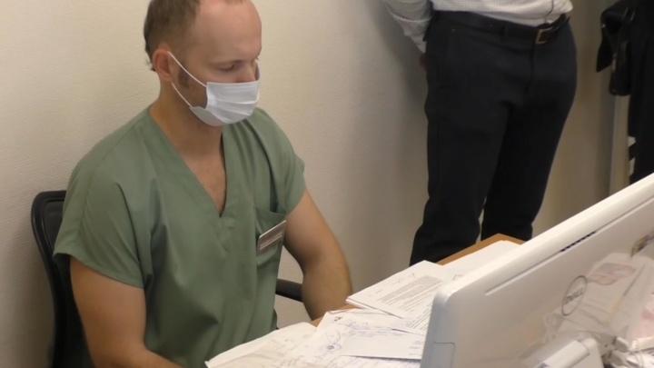 ФСБ в Новосибирске задержала врача за приглашения для мигрантов — что говорят в его клинике