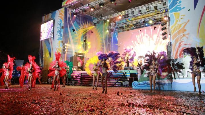 В Геленджике пройдут парад воздушных шаров и фейерверк. Что будет в первый день курортного сезона?