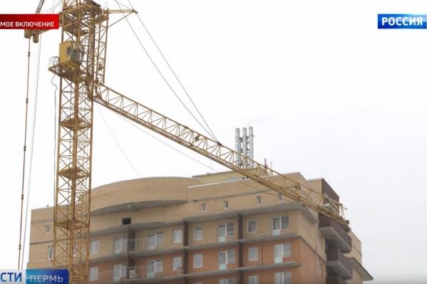 Генеральный подрядчик утверждает, что дом почти не пострадал
