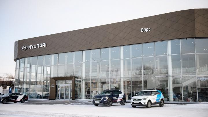 Эволюция Дилерского центра Hyundai: омичам рассказали о новом подходе к клиентам
