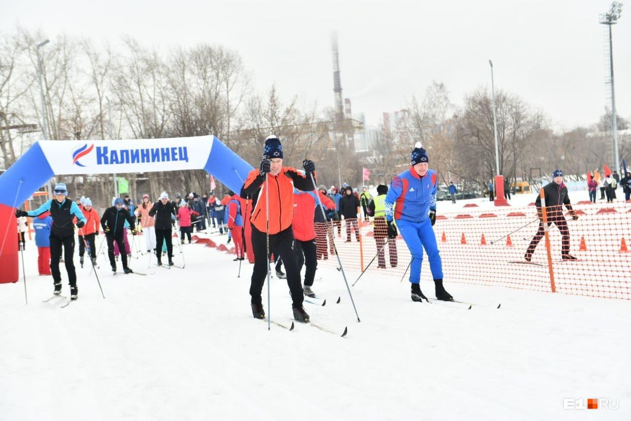 Он соревновался сначальником управления культуры Ильей Марковым