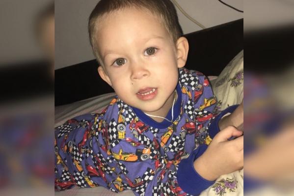 По словам мамы, Тимофей находится в 21-й больнице