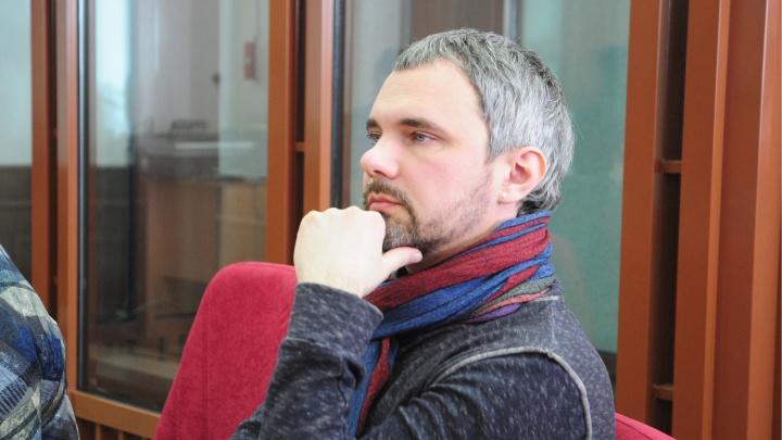 В Екатеринбурге фотограф Лошагин, убивший жену-модель, сегодня опять попытался выйти на свободу
