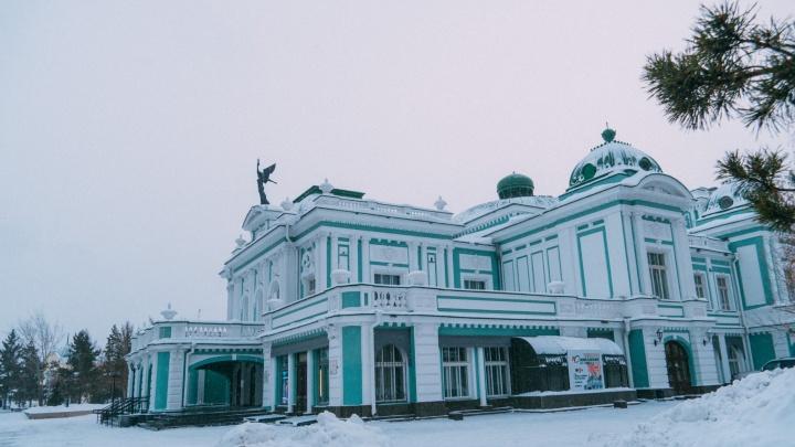 Спектакли «Золотой Маски» в Омске покажут за 9 миллионов рублей