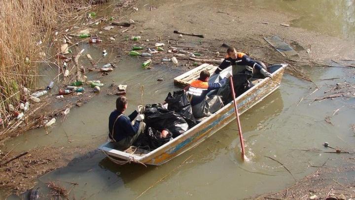 Донское Минприроды заподозрили в пустых тратах на реабилитацию реки Темерник