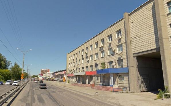 Обанкротившийся «Холидей» не может продать главное здание своей компании на Бердском шоссе