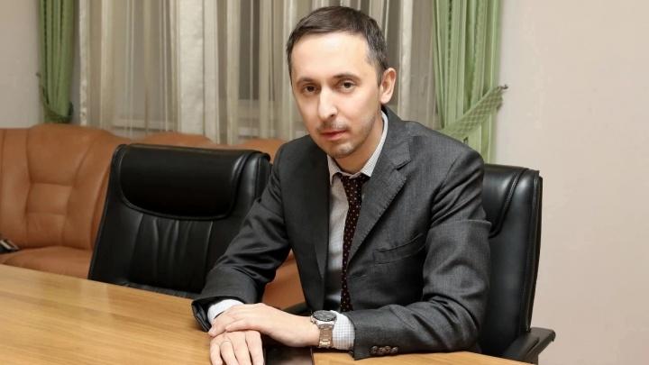 Глава нижегородского Минздрава Давид Мелик-Гусейнов самоизолировался из-за положительного теста на ковид