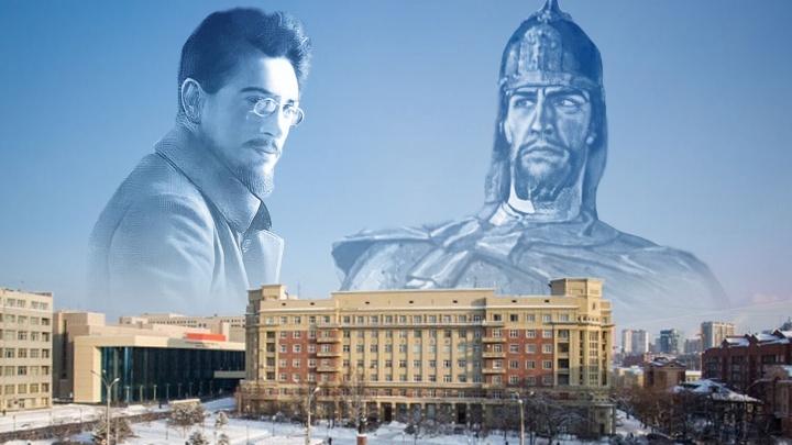 Депутат и церковь предложили переименовать площадь Свердлова в площадь Александра Невского. Кто за и кто против