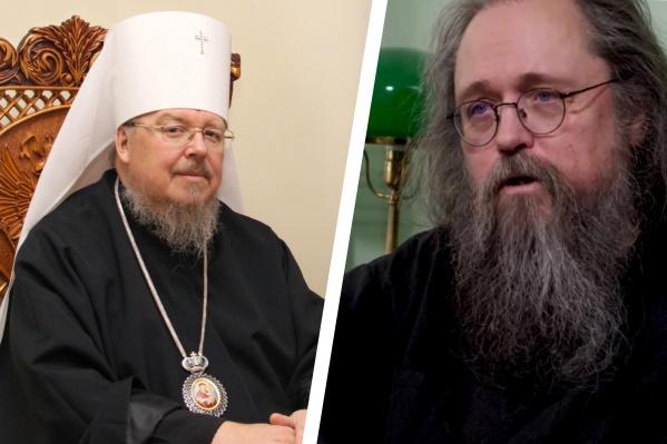 Протодьякон раскритиковал высказывания и саму личность митрополита