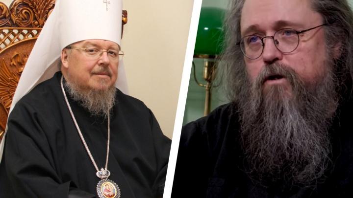 «Его слова — подлые»: богослов Андрей Кураев раскритиковал красноярского митрополита