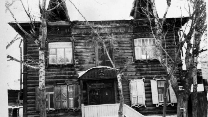 В столетнем деревянном доме-памятнике планируют открыть гостиницу