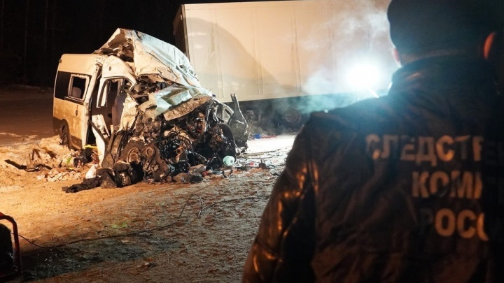 Предполагаемый виновник ДТП с 12погибшими под Сызранью отказался давать показания
