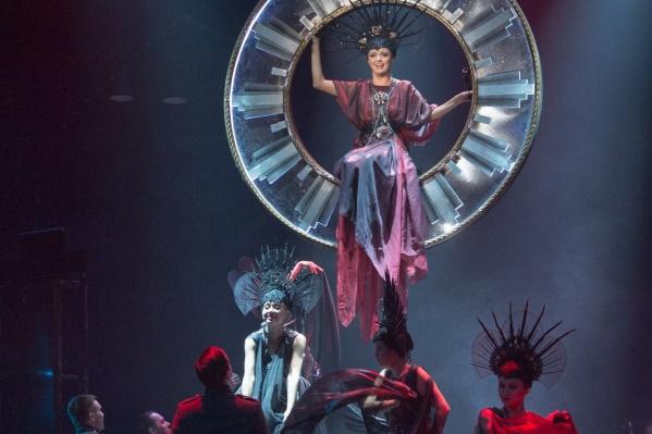 Театр музкомедии получил две «Золотые маски» за оперетту «Сильва»