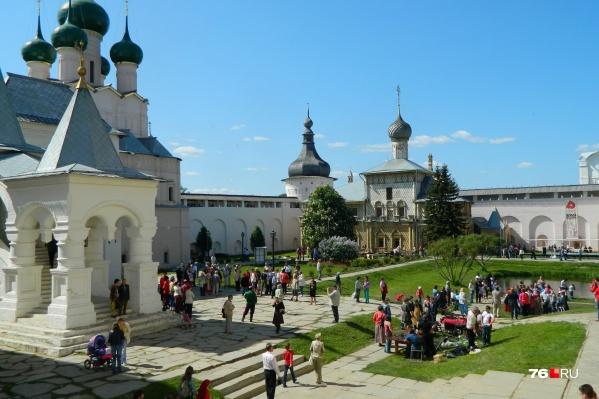 В Ростове Великом День города отпразднуют 5 июня