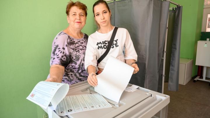 Ставрополь голосующий: фоторепортаж с избирательных участков